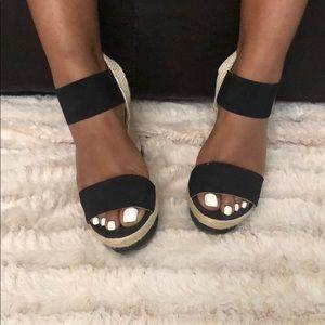 Cato Wedge Sandals